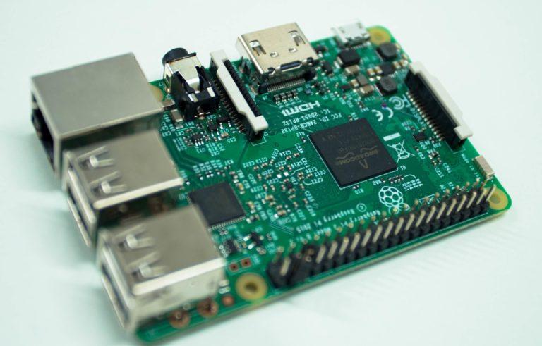 The Raspberry Pi 3, Model B