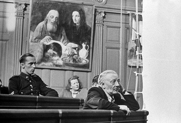 Van Meegeren Trial