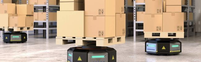 AI in Supply chain management