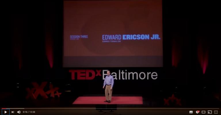 YouTube: How the 'sharing economy' disrupts civilization - Ed Ericson Jr.
