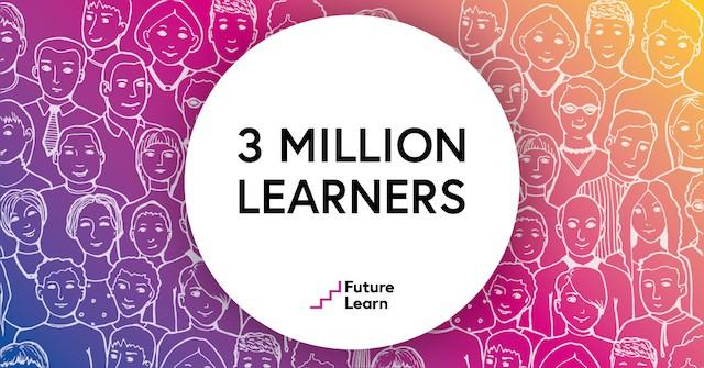 3 million learners