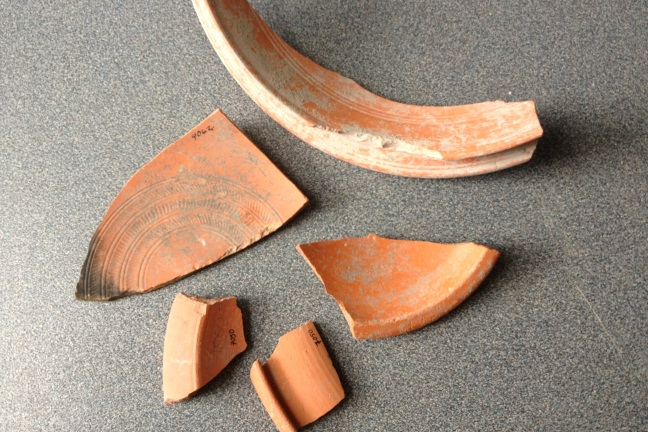 African red slip (from Carthage)