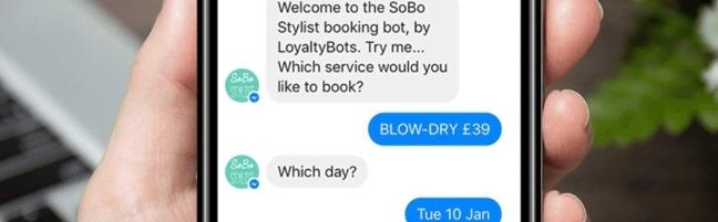 Chatbots mimicking humans