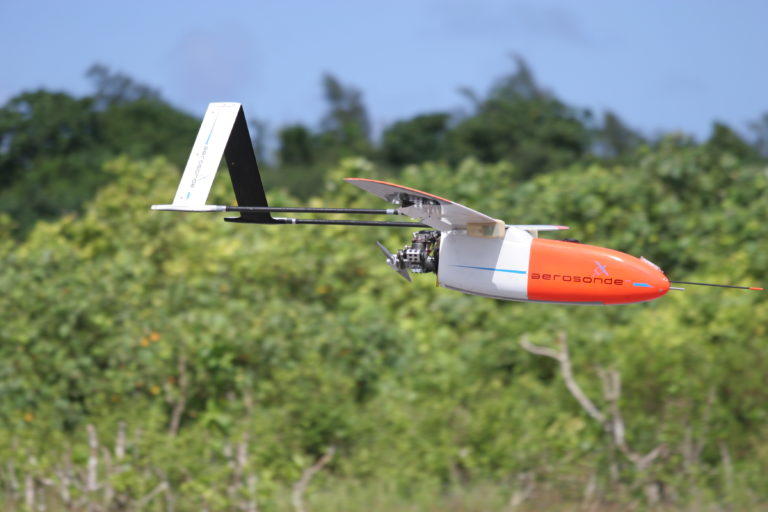 aerosonde drone