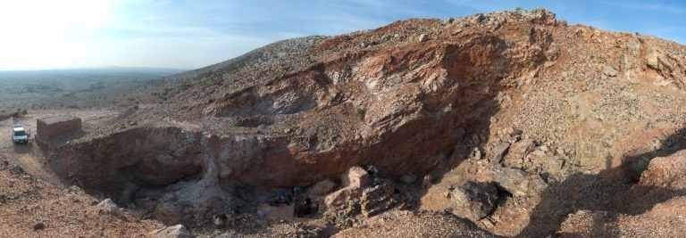 Jebel Irhoud (Morocco) site
