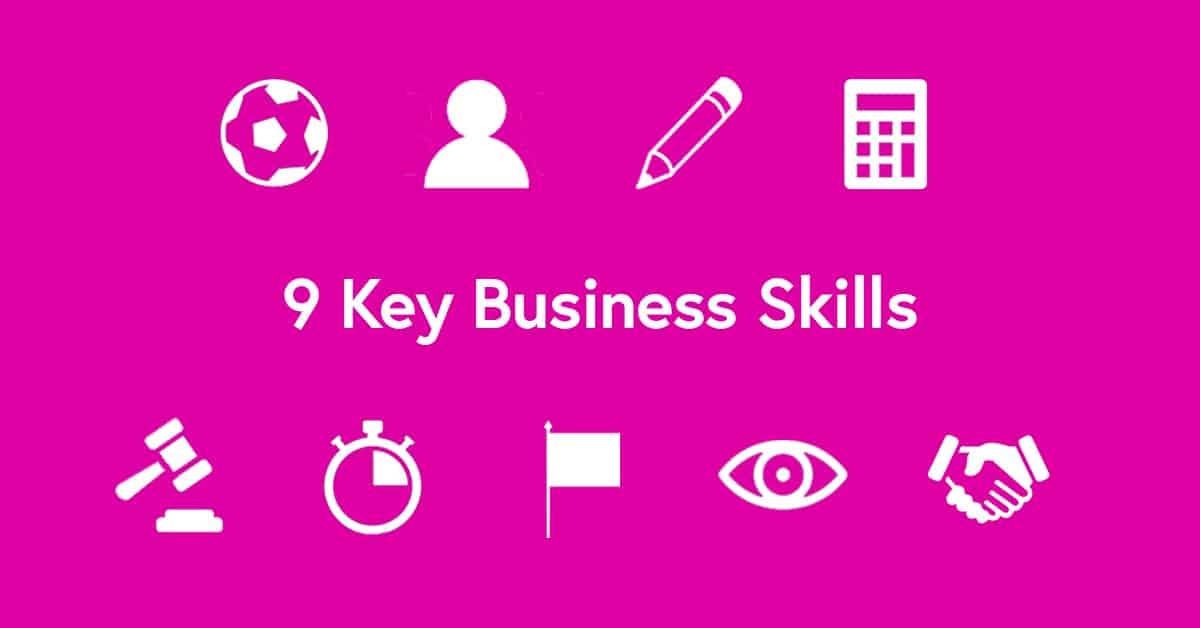9 key business skills FutureLearn