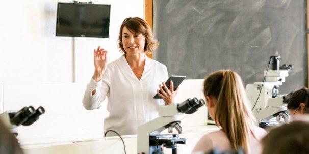 Teaching STEM header