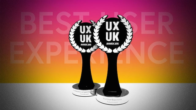 Two UXUK Awards