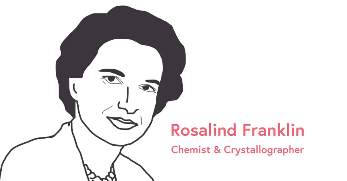 Rosalind Franklin International Women's Day 2017