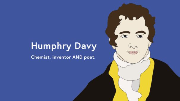 Humphry Davy Illustration