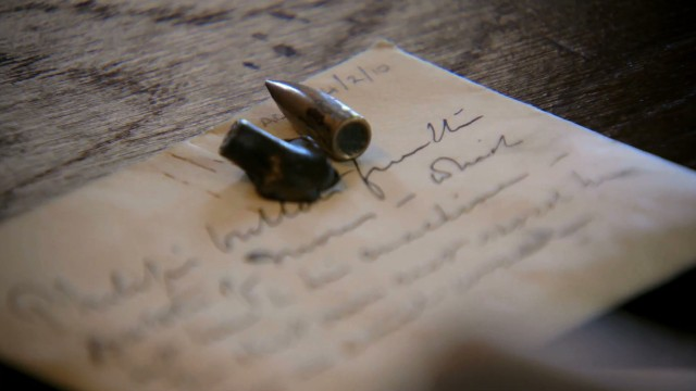 An airman's diary from World War 1.