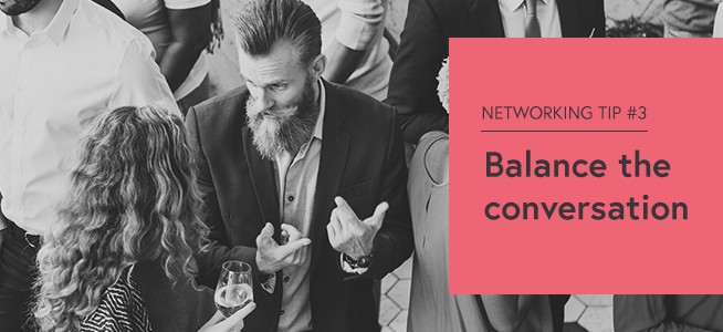 networking tips futurelearn