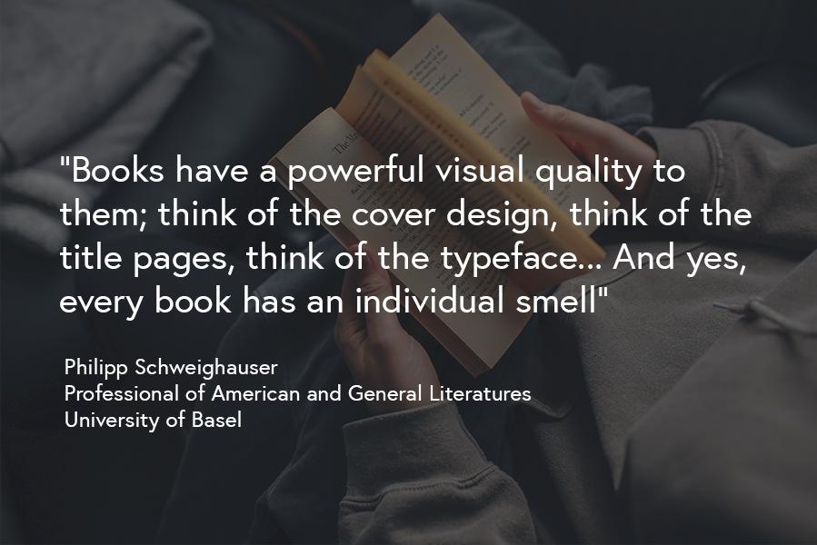 photo of someone reading