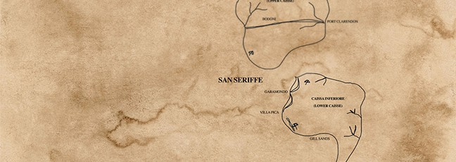 The History and Geography of San Seriffe