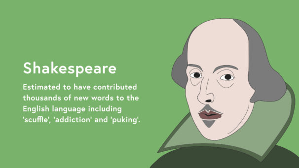 Shakespeare illustration