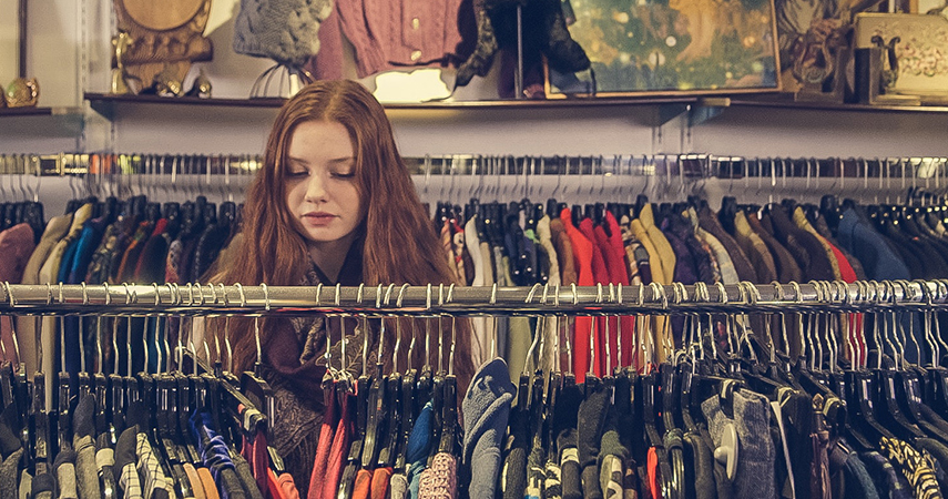Sustainable-fashion-choices-might-include-buying-someone-elses-clothes-second-hand
