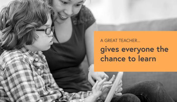 What makes a great teacher futurelearn 3
