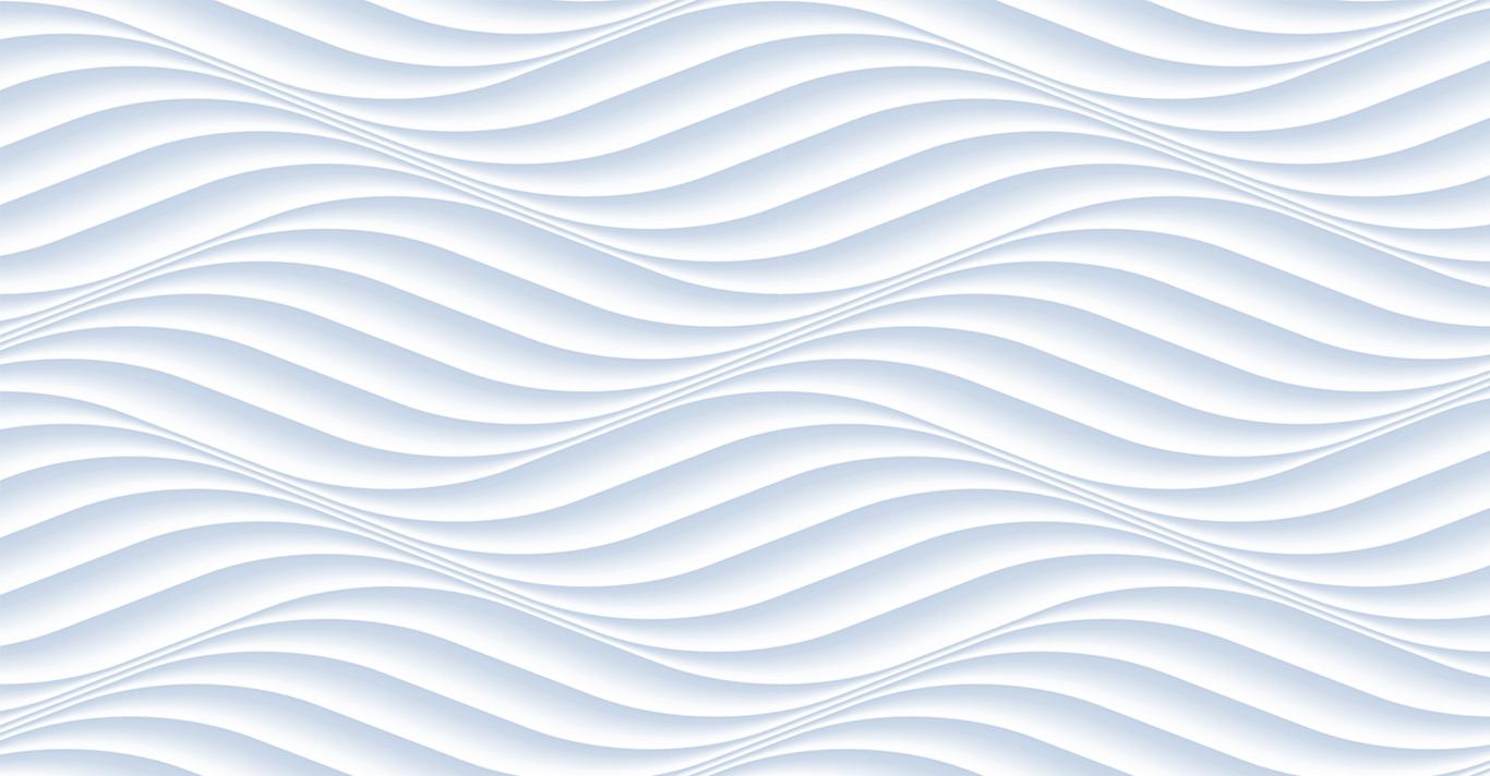 world mental health day wave pattern