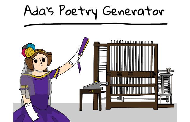 Ada's Poetry Generator