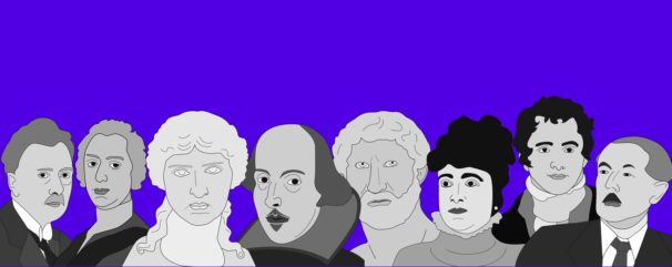 historical figures illustration