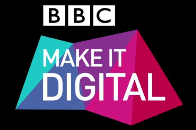 The BBC Make it Digital logo