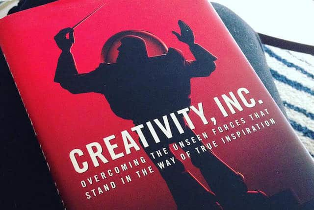 `A book that inspired us this month: Creativity, Inc.