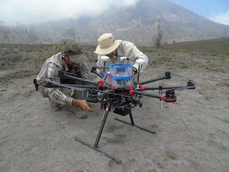 Multi-rotor drone