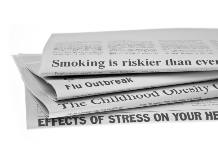 Behind The Headlines Reporting Risk