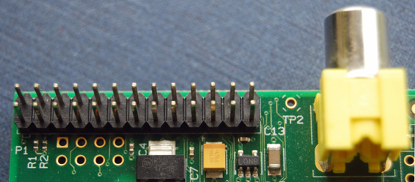 26 pin layout