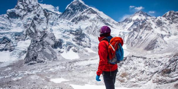 Melting Himalayas Climate Change