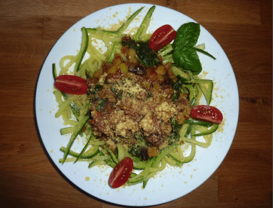 food as medicine pasta