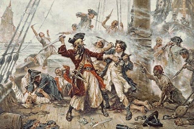 Talk Like a Pirate Day.