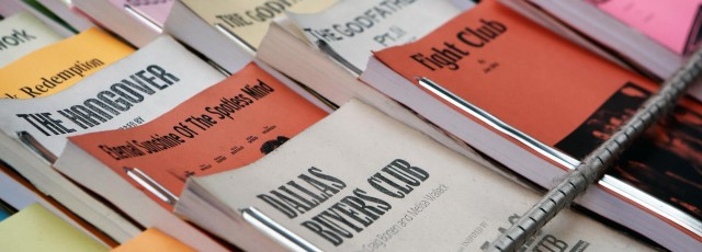 An Introduction to Screenwriting