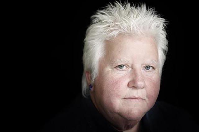 Crime writer, Val McDermid